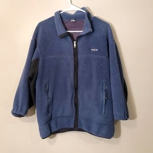Patagonia | Vintage Fleece Full Zip Jacket Sz L